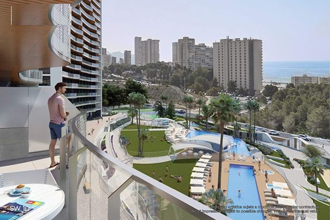 Thumbnail Apartment for sale in Benidorm, Alicante, Spain