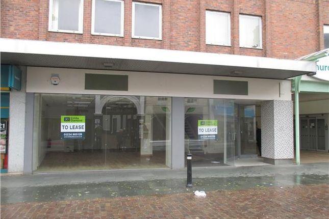 Thumbnail Retail premises to let in 20 Harpur Street, Bedford