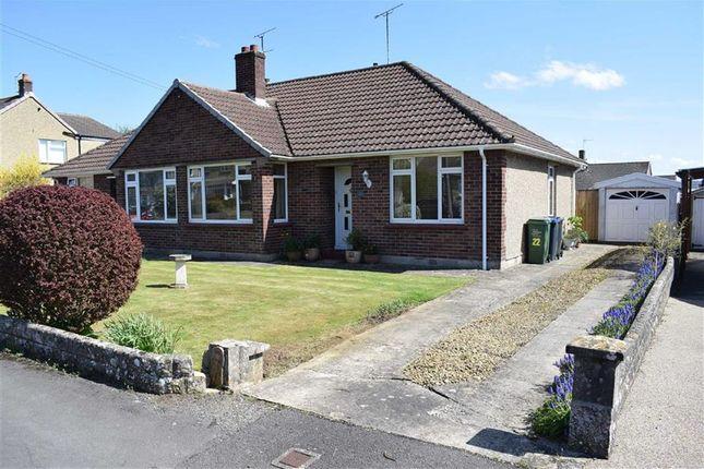 Thumbnail Semi-detached bungalow for sale in Esmead, Chippenham, Wiltshire