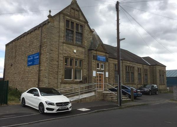 Thumbnail Commercial property for sale in Staincliffe Baptist Church, Garnett Street, Dewsbury, West Yorkshire