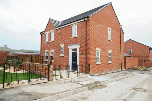 Thumbnail Detached house for sale in Plot 20, Lime Tree Park, Chesterfield