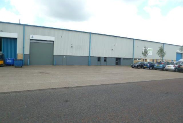 Thumbnail Light industrial to let in Unit 4, Kingsway Interchange, Eleventh Avenue, Team Valley Trading Estate, Gateshead, Gateshead