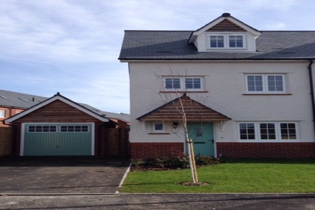 Thumbnail Property to rent in Cilfach Crwys, Penrhosgarnedd, Bangor