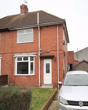 Thumbnail Semi-detached house to rent in Quayfield Square, Swinefleet, Goole
