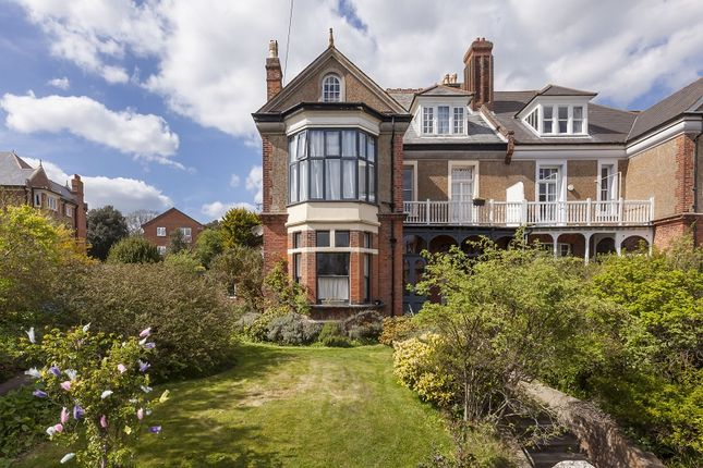 Thumbnail Semi-detached house for sale in Cumberland Gardens, St Leonards-On-Sea, East Sussex