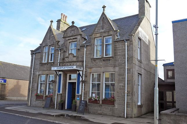 Thumbnail Leisure/hospitality for sale in Castletown Hotel, Near Thurso, Thurso, Caithness