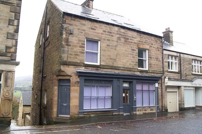 Thumbnail Flat to rent in Wards House, Smedley Street, Matlock, Derbyshire