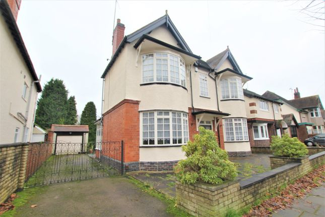 Thumbnail Detached house for sale in Manor Park Road, Nuneaton