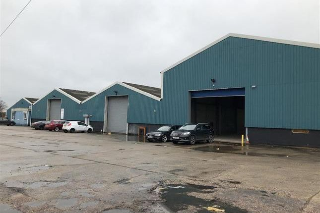 Thumbnail Light industrial to let in Unit 21, The Trade Yard, Barmston Road, Beverley