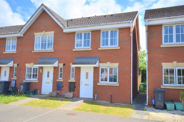 Thumbnail Terraced house for sale in Eastfield Mews, Gloucester