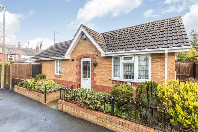 Thumbnail Detached bungalow for sale in Olive Hill Road, Halesowen