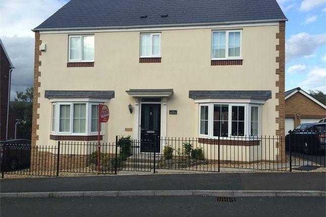 Thumbnail Detached house for sale in Pantyblawd Road, Llansamlet, Swansea, West Glamorgan