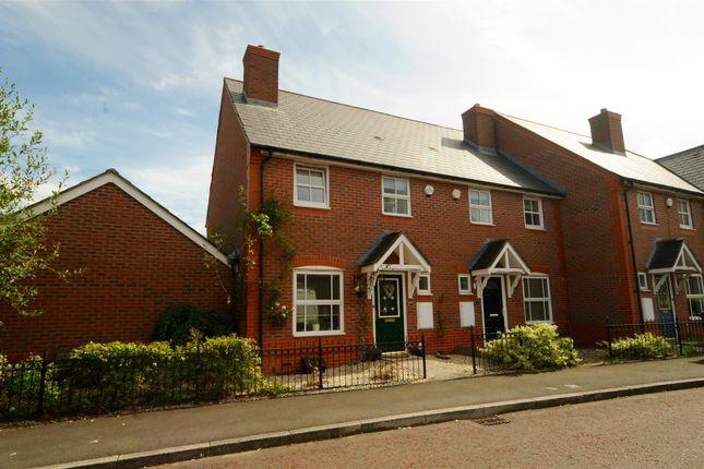 Thumbnail Mews house to rent in Ashford Drive, Appleton, Warrington