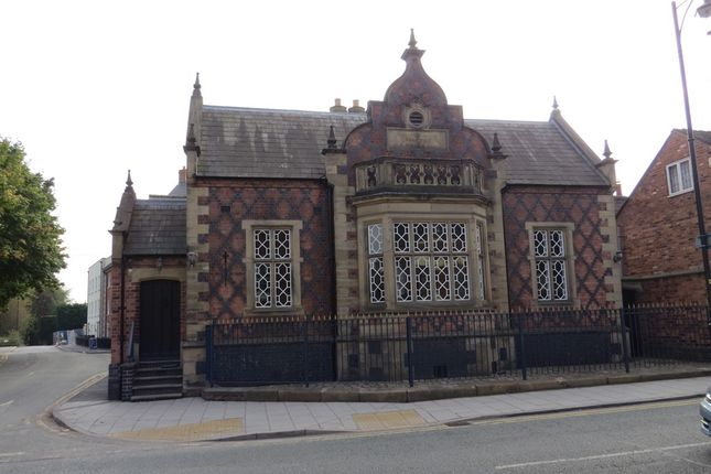 Thumbnail Office to let in `Old Penny Savings Bank', 39 Welsh Row, Nantwich, Cheshire
