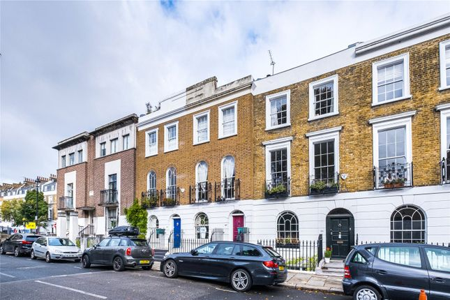 4 bed terraced house for sale in Gibson Square, London N1