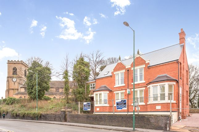 Thumbnail Flat for sale in Highbury Road, Bulwell, Nottingham