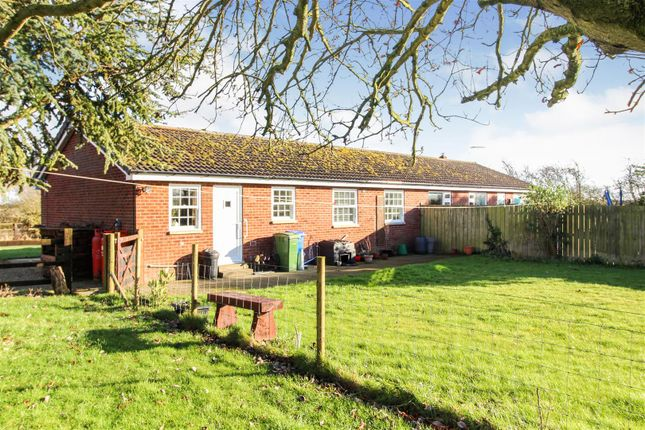 Semi-detached bungalow for sale in No.1 The Bungalows, Carr Lane, Wansford, Driffield