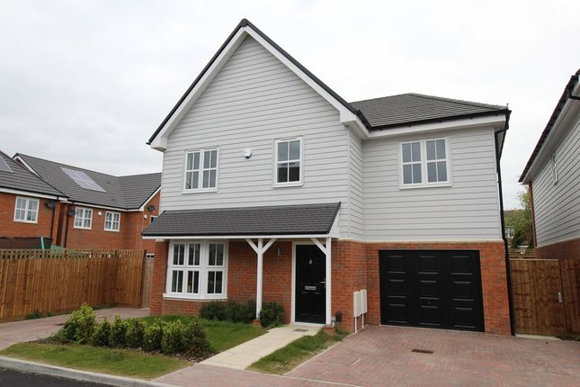 Thumbnail Detached house for sale in St. Johns Mews, St. Johns Way, Corringham, Stanford-Le-Hope