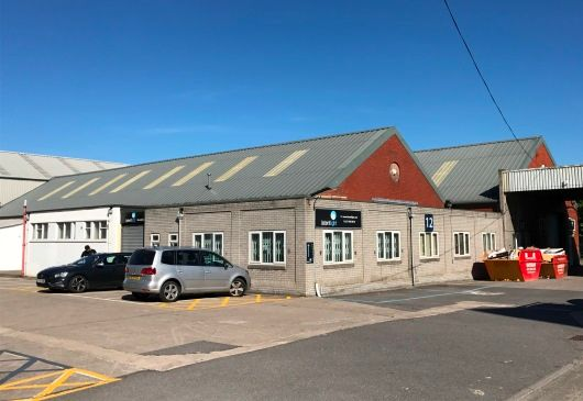 Thumbnail Industrial to let in Unit 12/14 Lawrence Hill Industrial Park, Croydon Street, Bristol