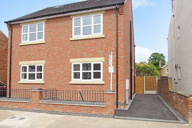 Thumbnail Semi-detached house for sale in Victoria Street, Sawley, Sawley