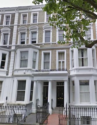 Thumbnail Terraced house for sale in Nevern Place, London