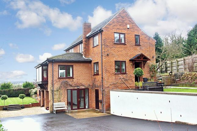Thumbnail Detached house for sale in Wentbridge, Pontefract
