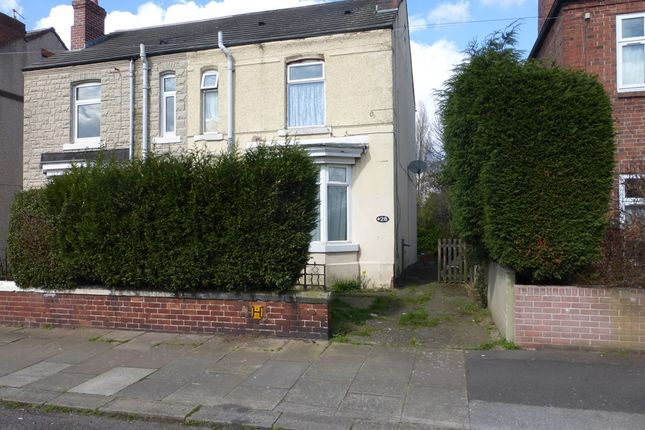 Thumbnail Semi-detached house for sale in Oakwood Road East, Broom, Rotherham