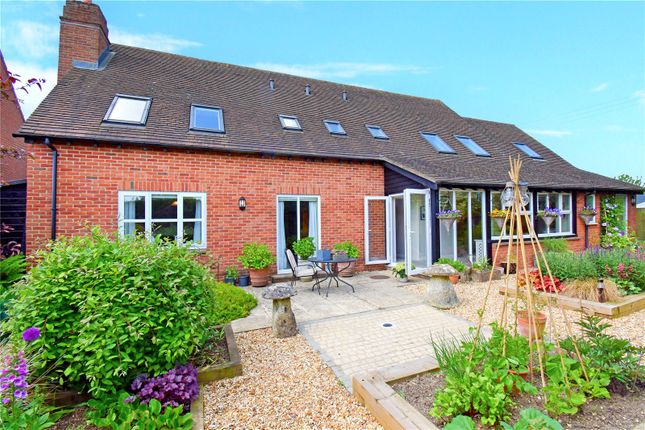 Thumbnail Detached house for sale in Beedon, Newbury