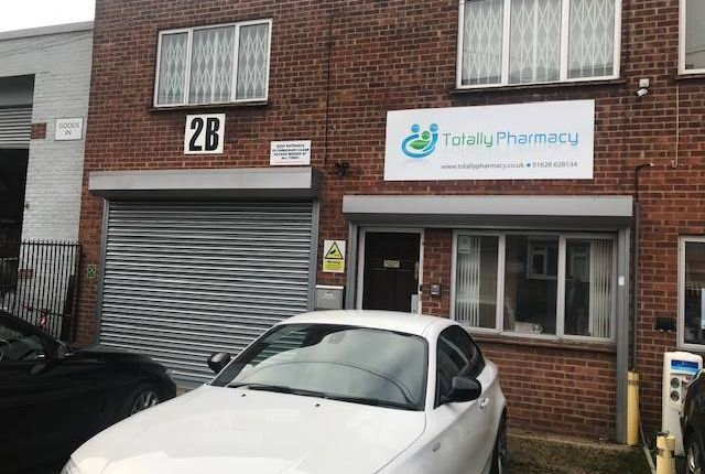 Thumbnail Warehouse to let in Unit 2B Denmark Street, Maidenhead