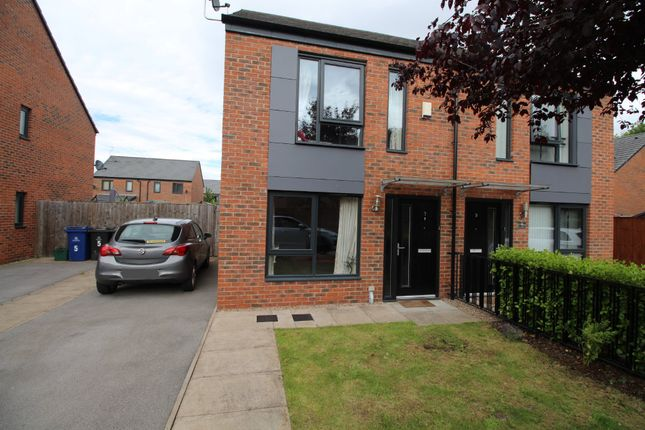Thumbnail Semi-detached house for sale in Teal Drive, Balby, Doncaster, South Yorkshire