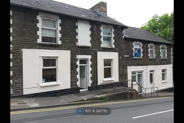 Thumbnail Flat to rent in High Street, Llanhilleth