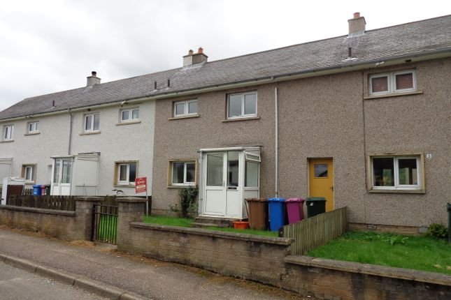 Thumbnail Terraced house for sale in 4 Stuart Palce, Tomintoul