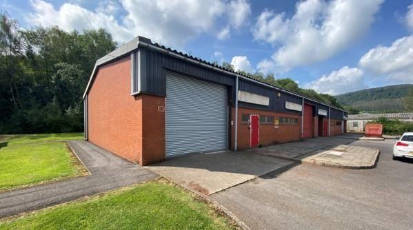 Thumbnail Industrial to let in Grove Estate, Pontnewynydd, Pontypool