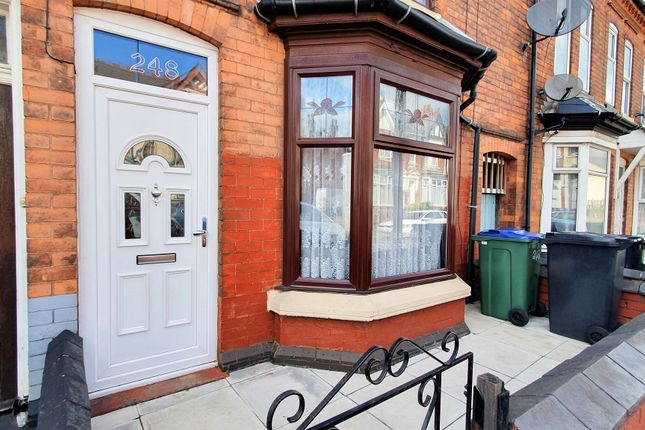 Thumbnail Terraced house for sale in Bearwood Road, Bearwood, Smethwick
