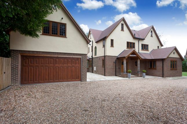 Thumbnail Detached house to rent in Rusper Road, Ifield, Crawley