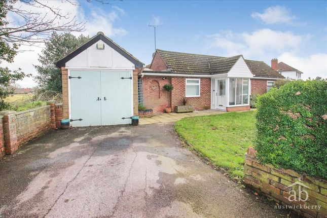 3 bed bungalow for sale in Bent Lane, Rushmere St. Andrew, Ipswich IP4