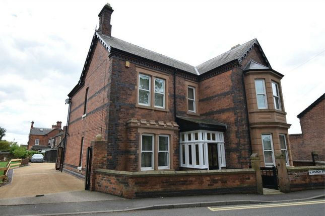 Thumbnail Detached house for sale in 1 Church Street, Riddings, Alfreton, Derbyshire