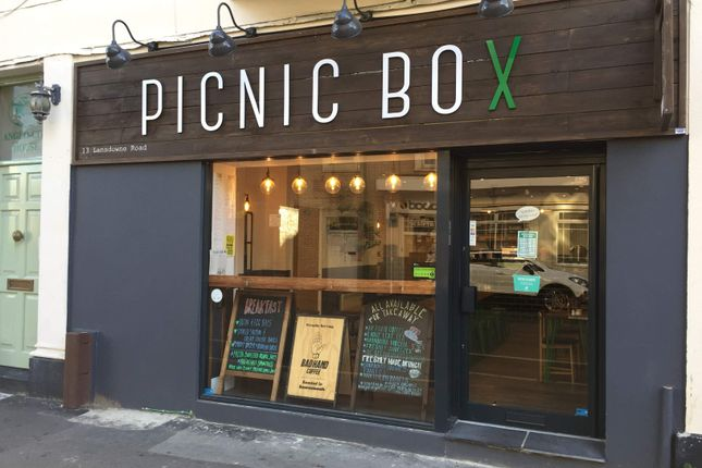 Commercial property for sale in Sandwich Shop, Bournemouth