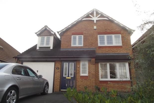 Thumbnail Detached house to rent in Witton Court, Stenson Fields, Derby