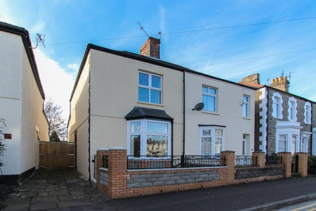 3 bed property to rent in Wyndham Crescent, Canton, Cardiff CF11