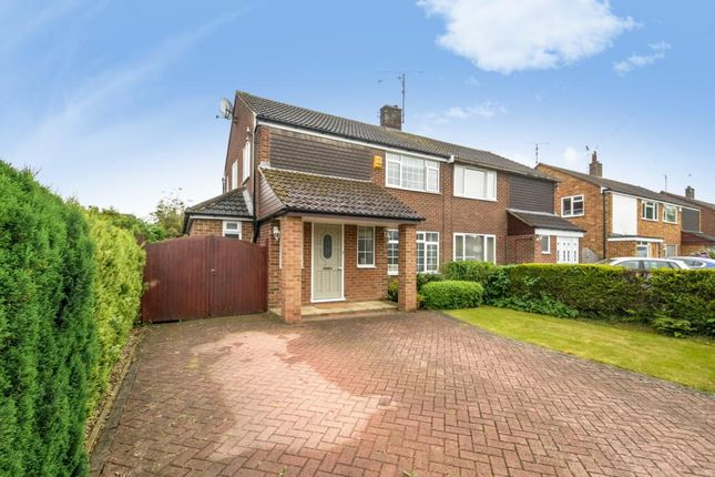 Thumbnail Semi-detached house to rent in Northfield Road, Aylesbury