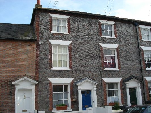 Thumbnail Terraced house to rent in Cavendish Street, Chichester