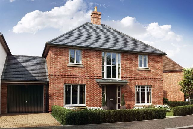 "Thumbnail Detached house for sale in ""The Fulford"" at Crow Lane, Crow, Ringwood"