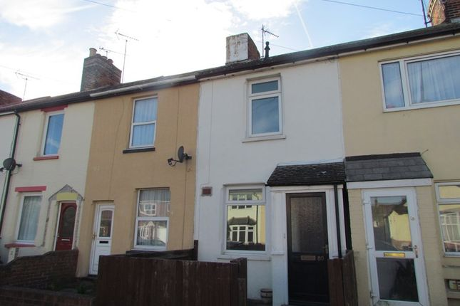 2 bed terraced house to rent in Manor Road, Dovercourt, Harwich