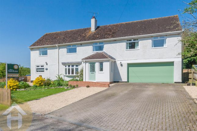 Thumbnail Detached house for sale in Uffcott, Broad Hinton, Wiltshire