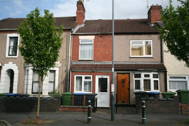 Thumbnail Terraced house to rent in Oxford Street, Town Centre, Rugby, Warwickshire