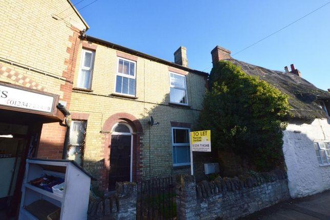 Thumbnail Flat to rent in High Street, Harrold