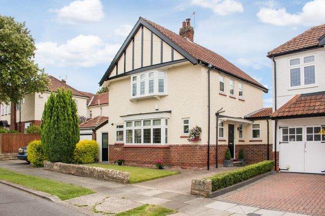 Thumbnail Link-detached house for sale in Linwood Grove, Darlington