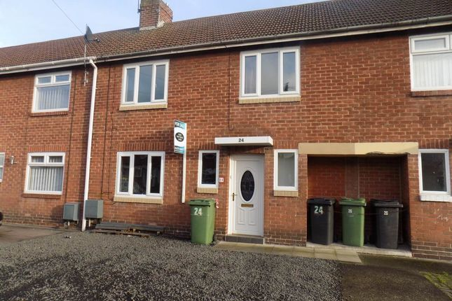 Thumbnail Terraced house to rent in Bamburgh Terrace, Ashington