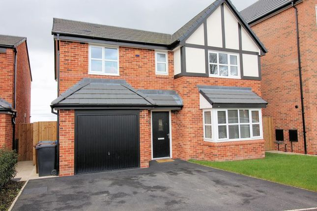 Thumbnail Detached house for sale in Farm Crescent, Radcliffe, Manchester